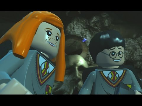Lego Harry Potter Years 1-4 - 100% Guide #12 The Basilisk (house Crests, Character Tokens) video