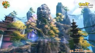 Game tik  Tìm hiểu thêm về MMORPG 3D Thần Tiên Lĩnh sắp về Việt Nam   MMO