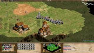1v1 Arabia Huns War vs Nicov