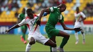 Nigeria VS Mali (2-0) Final World Cup U17