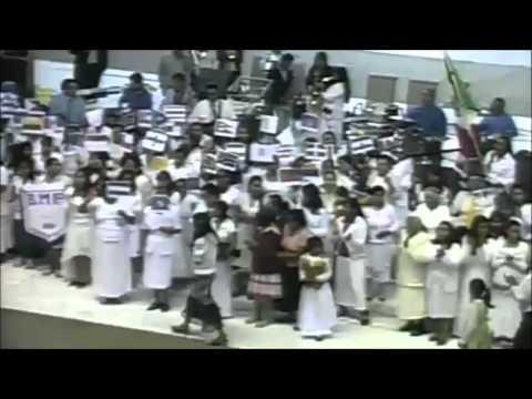 Marcha Misionera en Mexico 2013