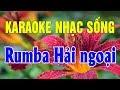 Karaoke Liên Khúc Trữ Tình - Bolero Hay Nhất 2018 | Nhạc Sống karaoke Hòa Tấu | Trọng Hiếu thumbnail