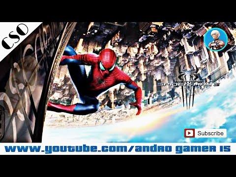 Spider man 3 para Emulador PPSSPP + Configuracion 2016