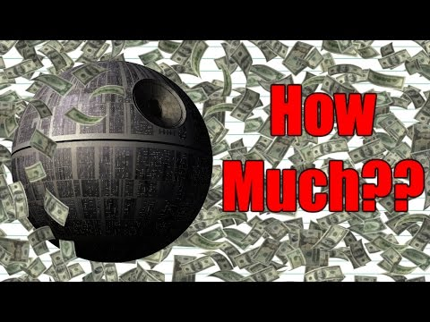 How Much Is The Death Star Worth?