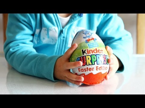 Kinder Surprise Easter Edition Big Egg - BIG Surprise