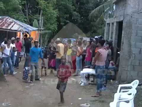 Haitiano descuartiza niña dominicana a machetazos