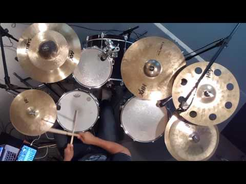 Libre Soy - Barak Ft  Alex Campos Drum Cover By Juan Sebastian Cuentas