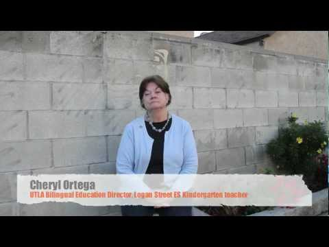 Endorsement of Robert D. Skeels for LAUSD by Cheryl Ortega