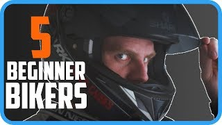 5 Annoying Things Beginner Bikers Do