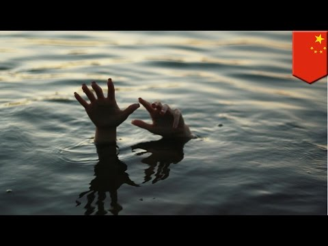 Love Triangle Drowning Accident: Man's Girlfriend Drowns Herself As He Attempts To Save His Ex video
