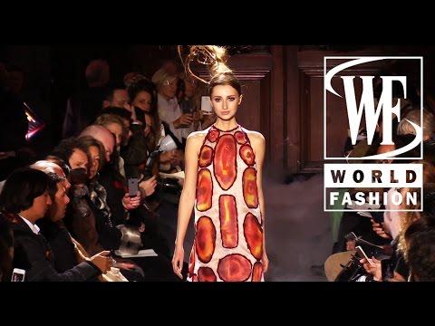 Front Row Franck Sorbier Spring-Summer 2015 Paris Haute Couture