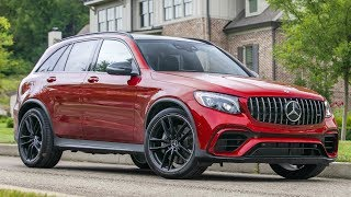 2019 Mercedes GLC 63 AMG 4Matic+ SUV - Performance And Sophistication