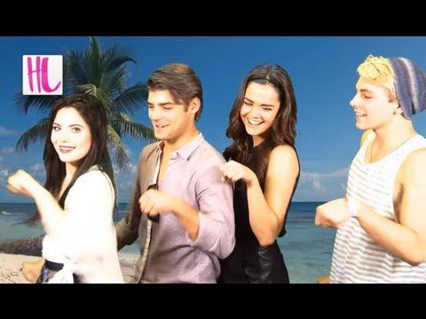 'teen Beach Movie': The Stars Reveal Their Biggest Disney Crushes video