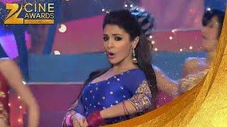Anushka Sharma's Dance performance at Zee Cine Awards 2013