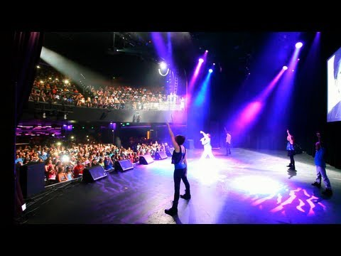 Mattyb Live At Club Nokia (los Angeles) video