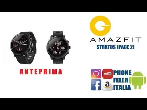 Xiaomi Huami Amazfit Smartwatch 2 Hands On   Anteprima by PHONE FIXER ITALIA
