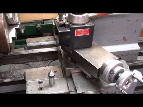 MACHINE SHOP TIPS #129 Cutting a Double Thread on the Lathe Part 2 tubalcain
