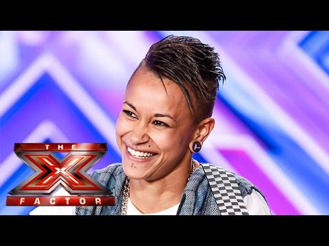 Kayleigh Manners sings Sam Smith's Stay With Me | Room Auditions Week 2 | The X Factor UK 2014