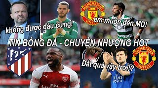 Tin bóng đá|Chuyển nhượng 03/07| MU gửi thông điệp cứng rắn đến De Gea, Bruno Fernandes đòi đến MU