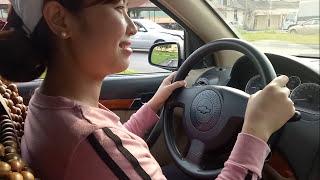 Thực Hành Ô Tô Xe Chíp Hạng B || Nữ Học Viên Xinh Xắn || Mẹo Hay || Phần 10