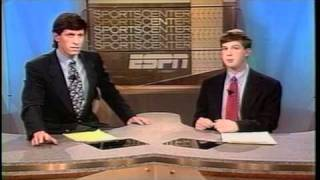 ESPN SportsCenter - Seth Hayes