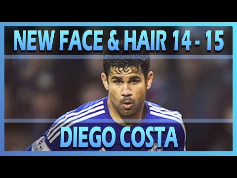 NEW FACE & HAIR DIEGO COSTA 2014/2015 [ PES 2013 ] [ DESCARGA ]
