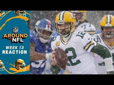 Around the NFL Sunday Week 13 Reaction Show