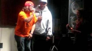 C-Lite & Bert Bocachica - Salem Cofee house freestyle