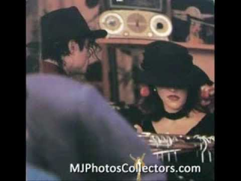 Rare pictures of Michael Jackson and Lisa Marie Presley