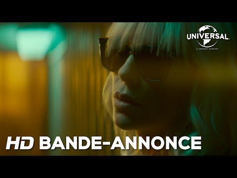 Atomic Blonde / Bande-annonce officielle 3 VOST (soft) [Au cinéma le 16 Aout] streaming vf