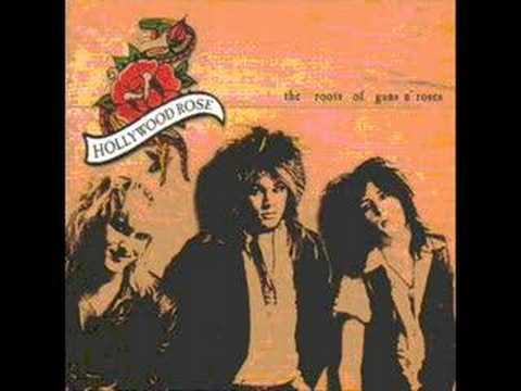 Hollywood Rose - Anything Goes