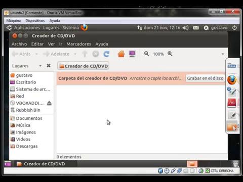 Comprimir archivos con ubuntu