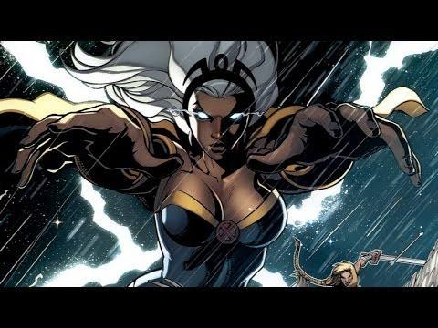 Superhero origins storm youtube - Super heros fille marvel ...