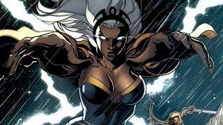 Superhero Origins: Storm