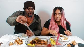 Download Lagu OXTAILS, RICE AND BEANS MUKBANG!| EAT WITH US!!! Gratis STAFABAND
