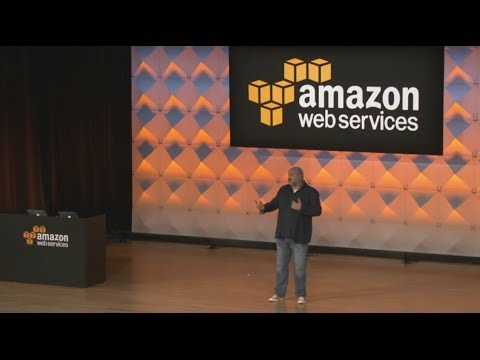 Dr. Werner Vogels keynotes the 2014 AWS New York Summit, featuring launch announcements for Amazon Zocalo, Amazon Cognito and Amazon CloudWatch Logs. Learn about the latest ...