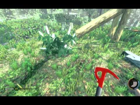 TheForest como hacer un totem y donde encontrar los cuerpos para hacerlo