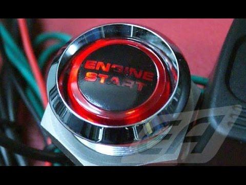 Кнопка запуска двигателя Pivot