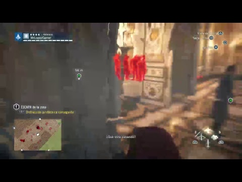 Ps4: AC Unity  -  2secuencia 9
