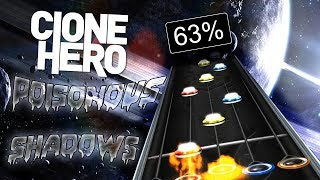 [CLONE HERO] Poisonous Shadows - Megadeth | Chart made by me!