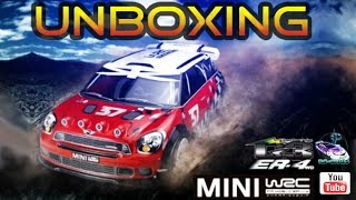 1:8 Brushless Thunder Tiger ER4 G3 Rally Car WRC  (Unboxing Deutsch)