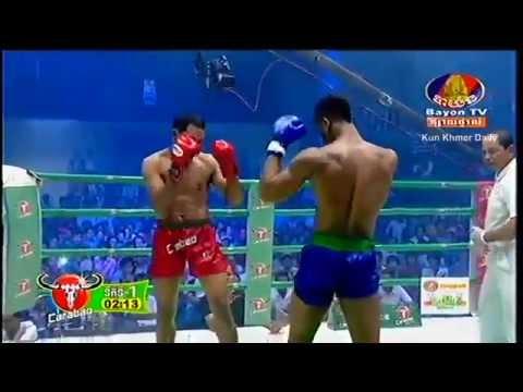 Khmer Boxing, Vorn Viva Vs Swiss, Bayon Boxing, On 21 June 2015