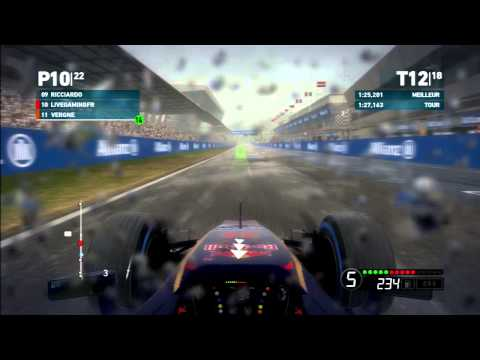 Formule 1 2014 - Grand Prix d'Autriche [Course]