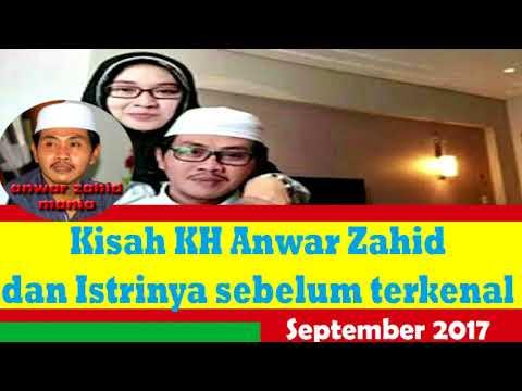 KH Anwar Zahid September 2017 ~ Sprite Botole Ijo asale Murid dadi Bojo