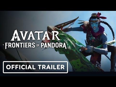 Avatar: Frontiers of Pandora – Official Reveal Trailer   E3 2021