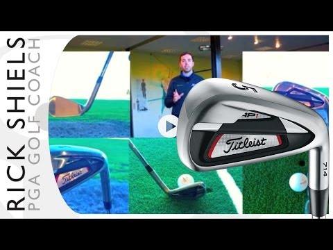 New Titleist AP1 714 Golf Iron Review