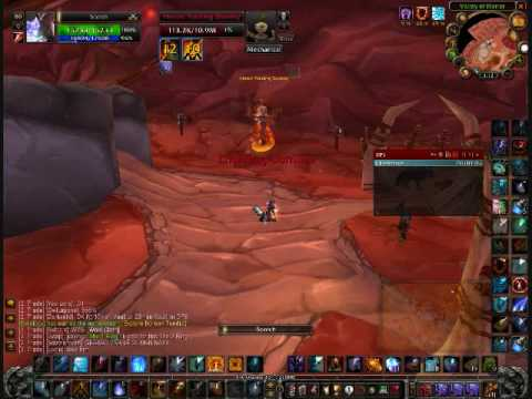 wow 3.3 5 fire mage pve guide