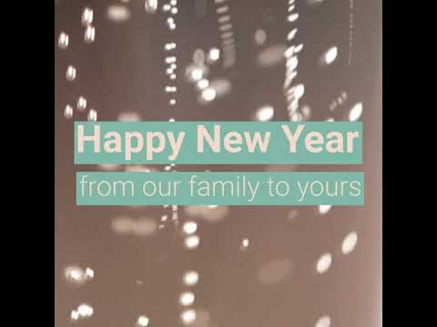Video Inspiration For Instagram New Years Greeting