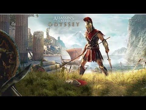 Assassin's Creed: Odyssey. 2 часть (без комментариев) [1080p PC]