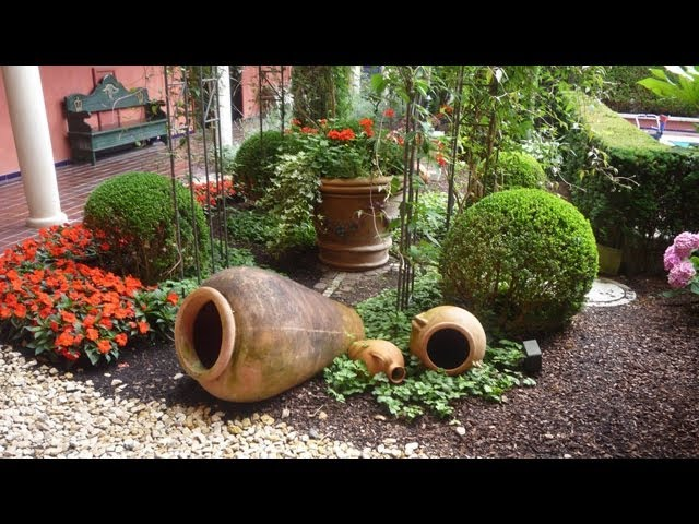 Кувшин для сада своими руками 749
